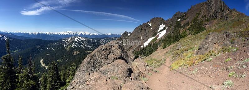 Klahhane Ridge Trail