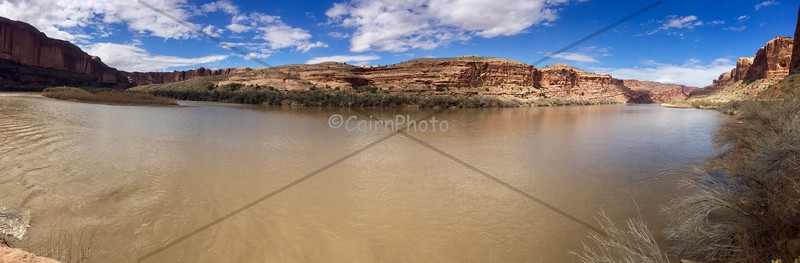 Colorado River in Moab.