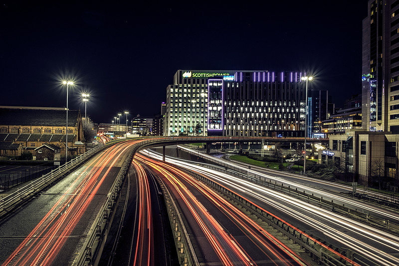 M8 at Anderston