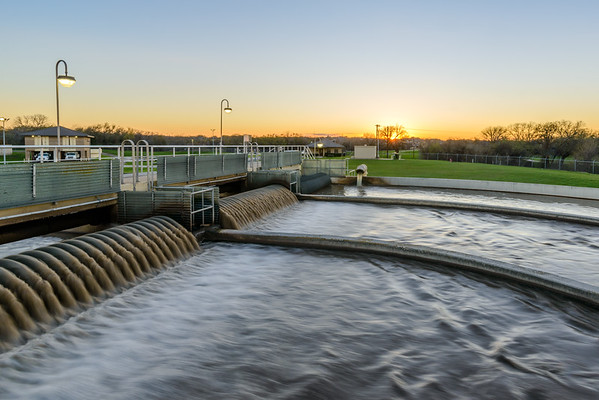 Weatherford Wastewater Treatment Plant