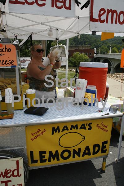 Photo by Eveleigh Stewart <br /> Debbie Miller, Mama's Lemonade, Blountville, TN Photo by Brandon Hicks