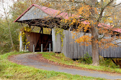 Oldtown Covered Bridge