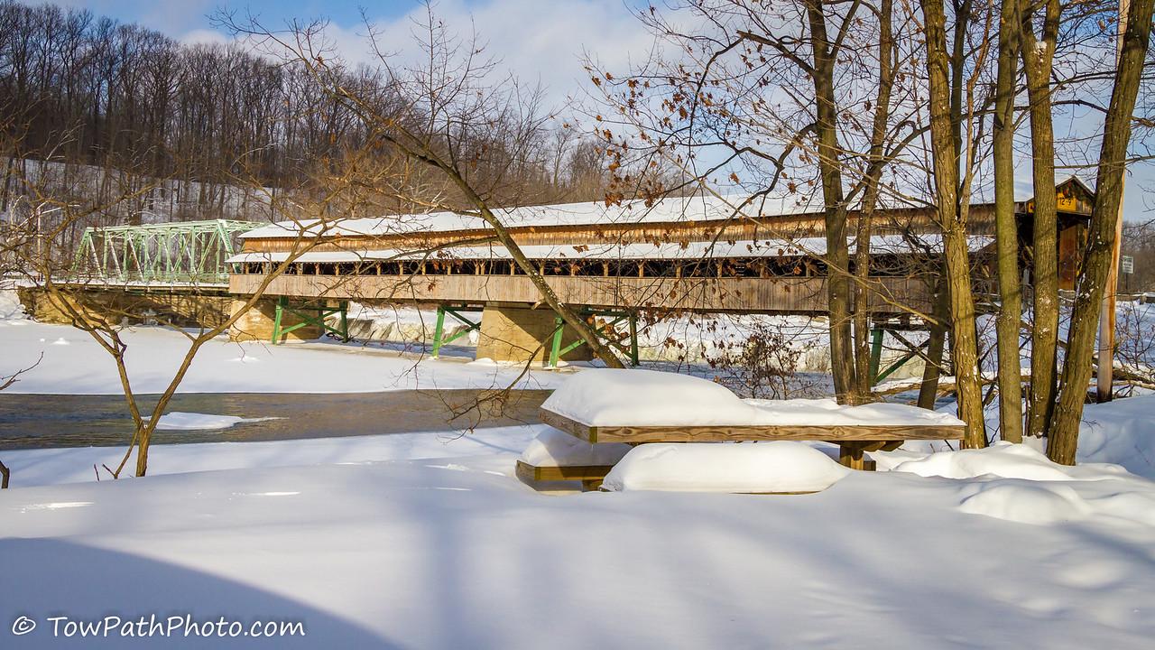 Harperfield  Bridge