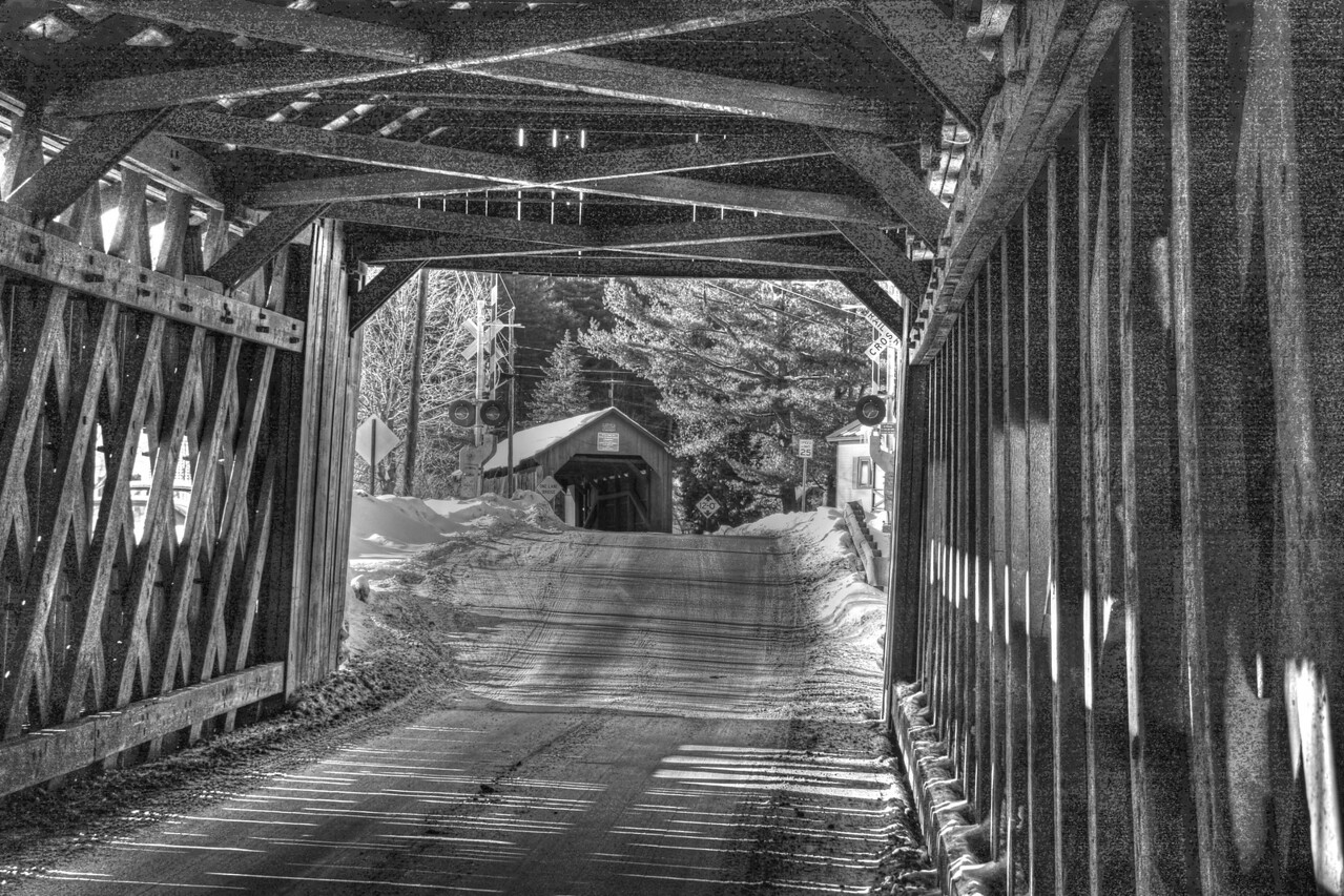 #8  Station Covered Bridge - Dog River