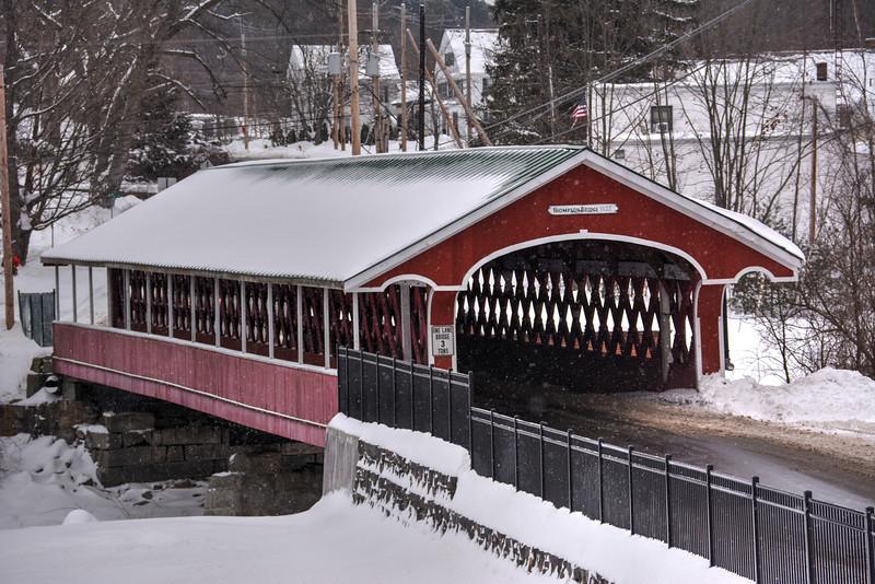 #18  Thompson Covered Bridge
