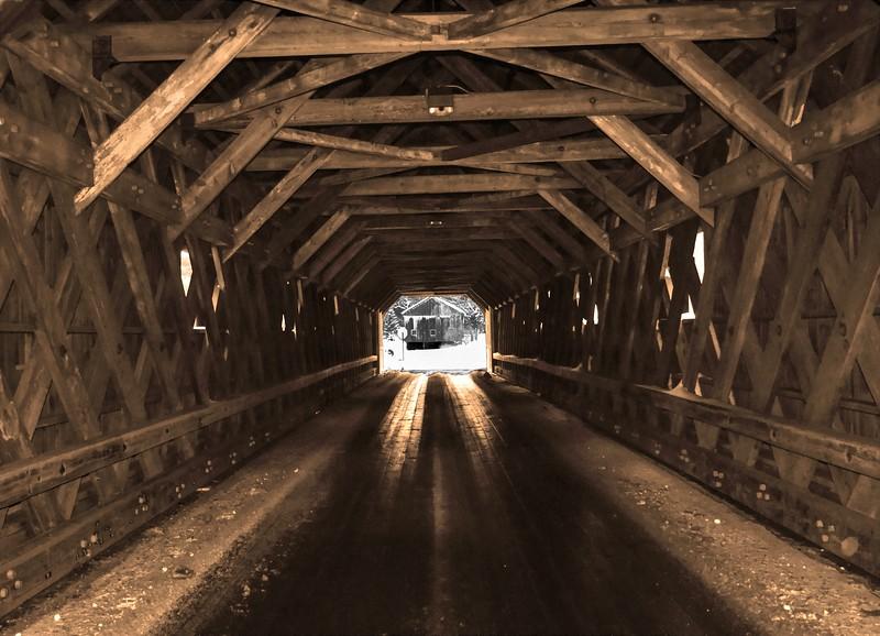 #16 A Walk Through Cresson Covered Bridge