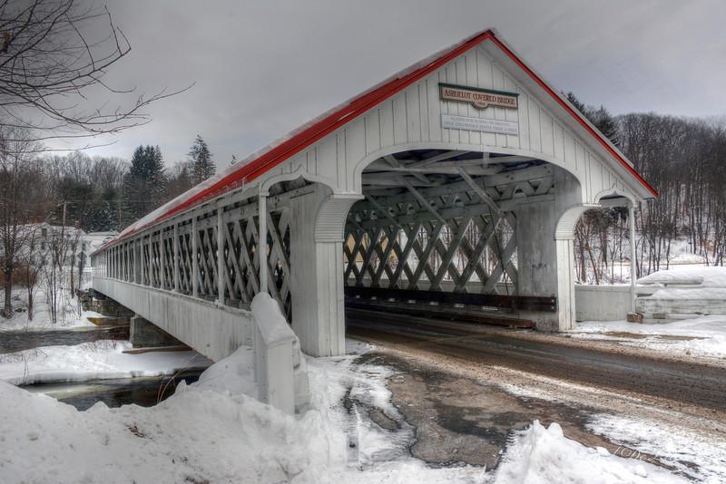 #7  Ashuelot Covered Bridge#1