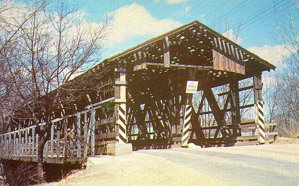 Brannon Covered Bridge