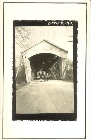 Cutler Covered Bridge