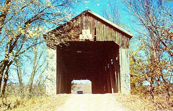 Cutwright Covered Bridge