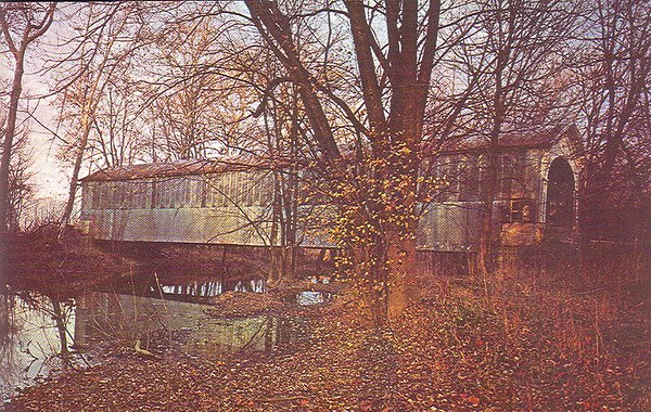 Emmetsville Covered Bridge