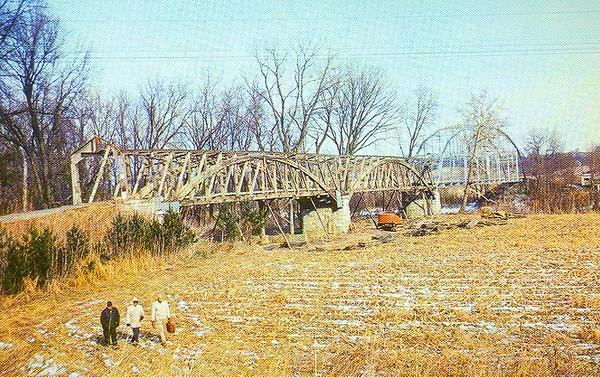 Freedom Covered Bridge