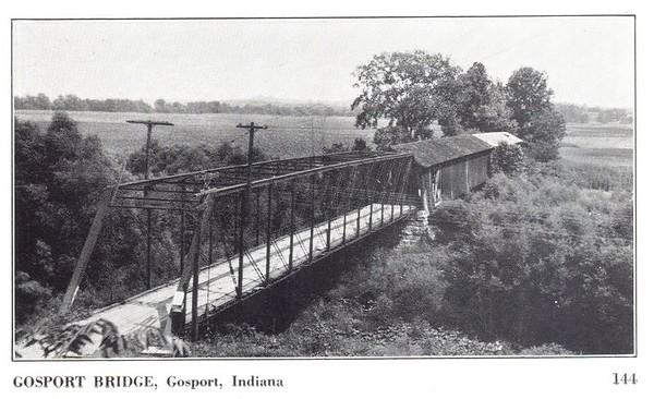 Gosport Covered Bridge