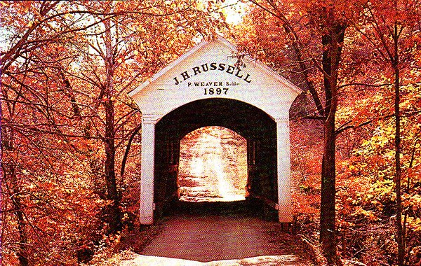 JH Russell Covered Bridge