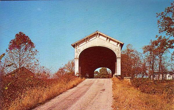 Offut's Ford Covered Bridge