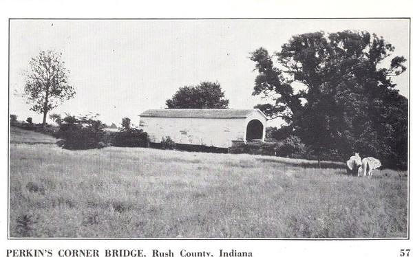 Perkins Corner Covered Bridge