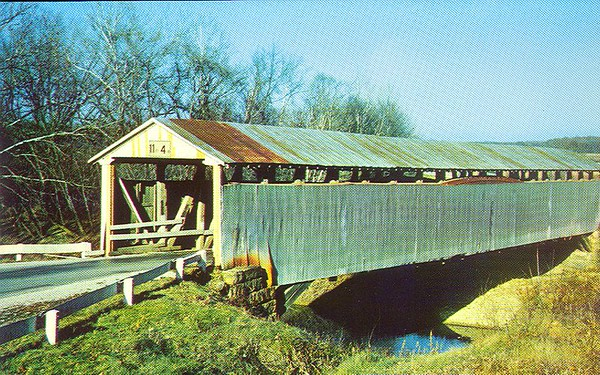 Pikeville Covered Bridge