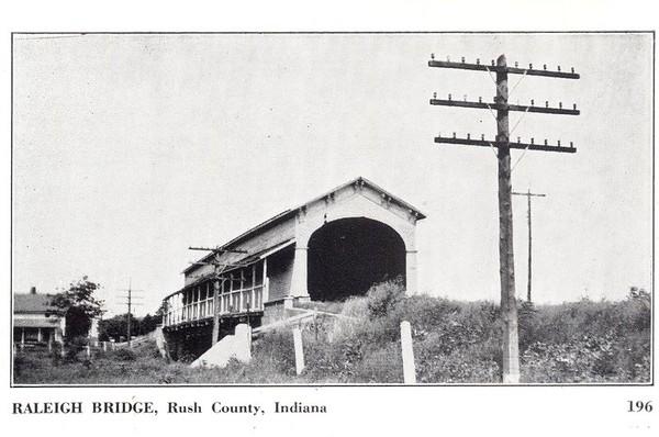 Raleigh Covered Bridge