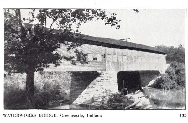 Waterworks Covered Bridge