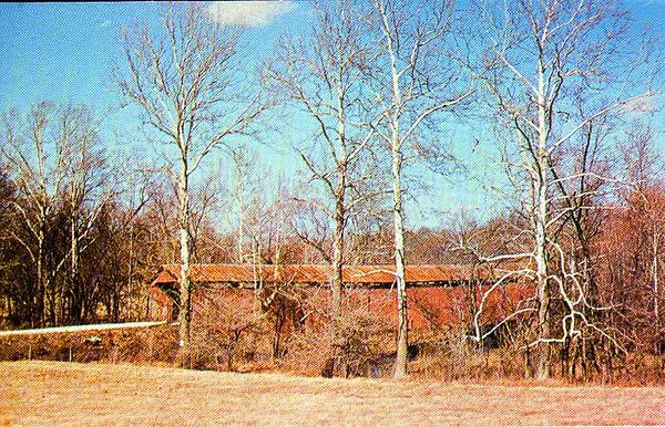 William Meyer Covered Bridge