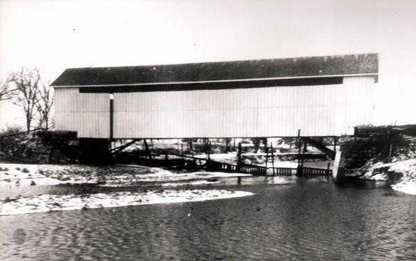 Wingate Covered Bridge