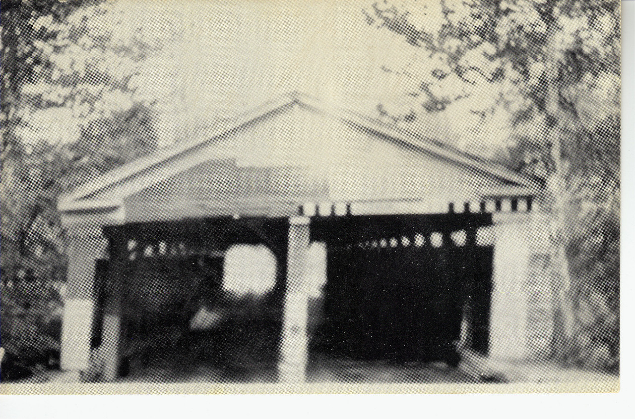 Yountsville Covered Bridge was located at Yountsville in Montgomery County, Indiana.  Bridge was removed in 1948.  Photo postcard.