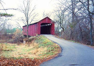 James Covered Bridge