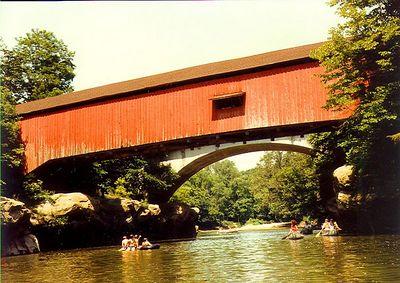 Narrow's Covered Bridge