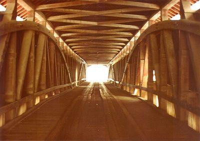 Roseville Covered Bridge