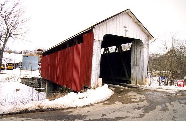 Snow Hill Covered Bridge