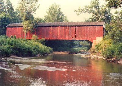 Wilkens Mill Covered Bridge
