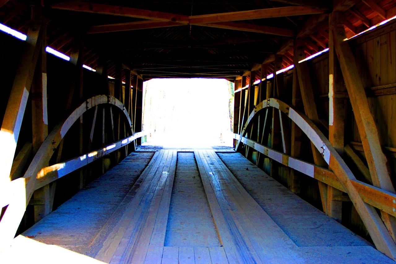 Zacke Cox Covered Bridge March 2005.