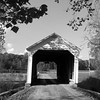 Phillips covered bridge in Parke Co., IN