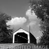 Sim Smith covered bridge in Parke Co., IL