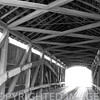 Covered Bridges (B & W) #
