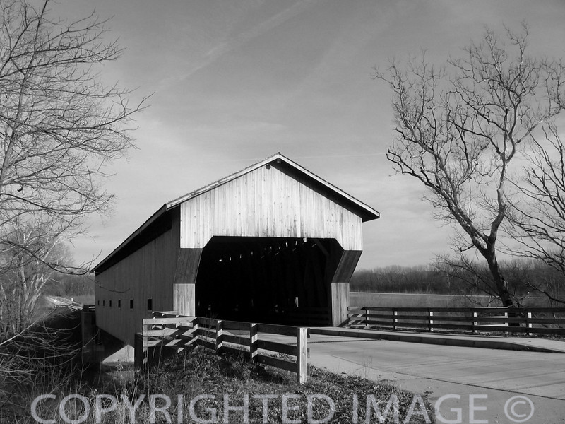 Greenup, IL Covered Bridge