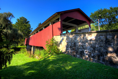 Bogert Covered Bridge (HDR)