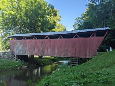 Kinresburg Covered Bridge