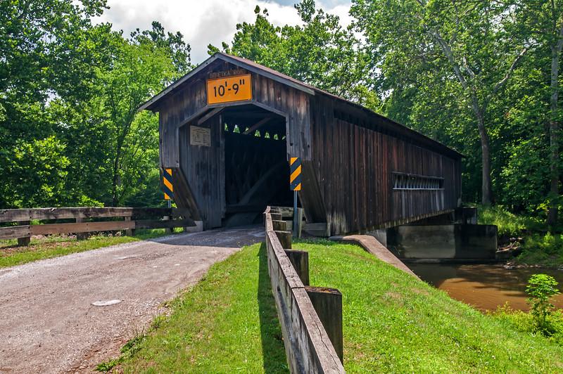Benetka Road Bridge - Ashtabula County, OH - 2016
