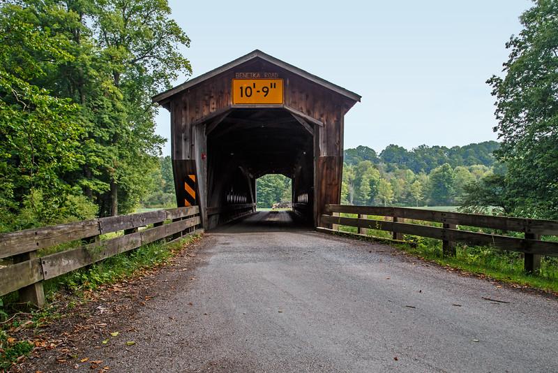 Benetka Road Bridge - Ashtabula County, OH - 2015