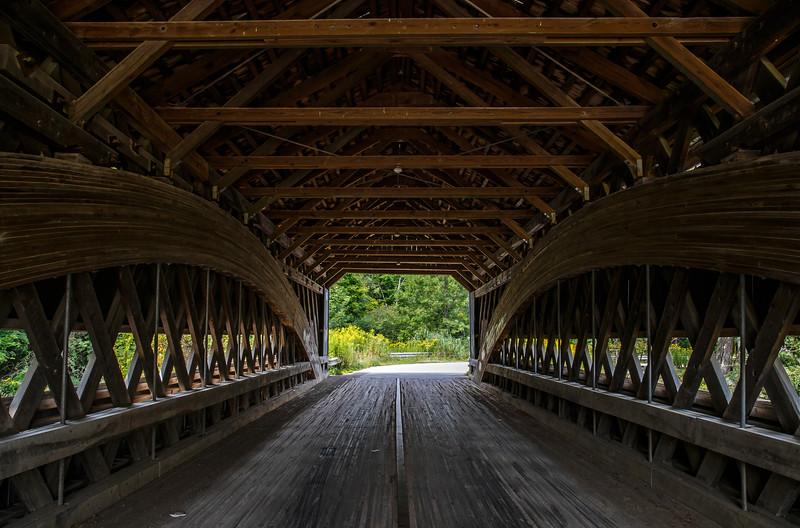 Doyle Road Bridge - Ashtabula County, OH - 2015