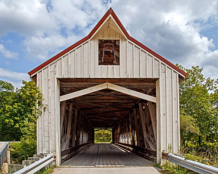 Mechanicsville Road Bridge - Ashtabula County, OH - 2015
