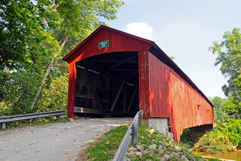 Oakalla Bridge - Putnam County, IN - 2013
