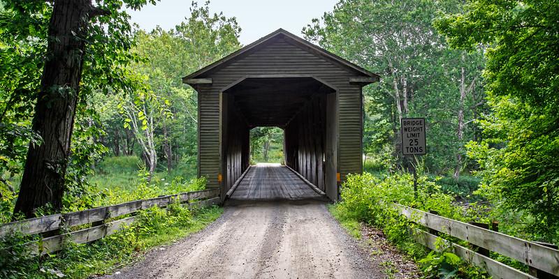 Middle Road Bridge - Ashtabula County, OH - 2015