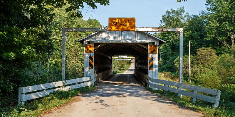 Root Road Bridge - Ashtabula County, OH - 2015