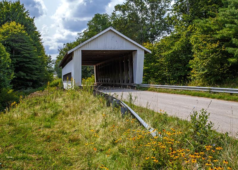 Giddings Road Bridge - Ashtabula County, OH - 2015