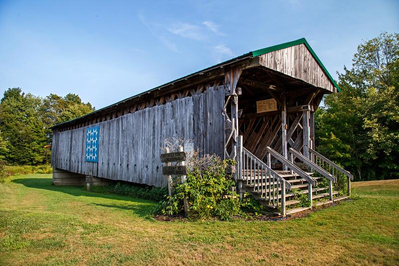 Graham Road Bridge - Ashtabula County, OH - 2015