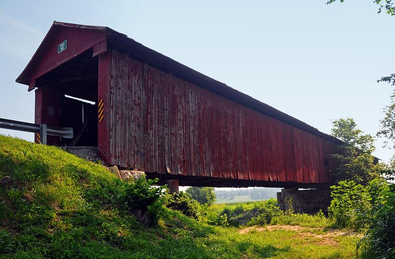 Houck Bridge - Putnam County, IN - 2013