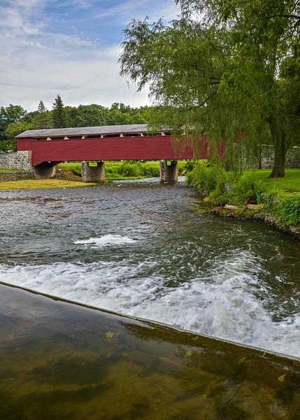Wehr Bridge - Lehigh County, PA - 2017