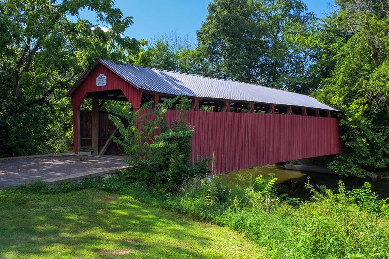Dreese's Bridge - Snyder County, PA - 2015